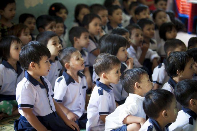 Myanmar: Myanmar Kindergarten More Info