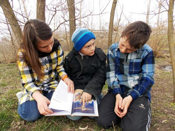 Moldova: Nine-year-old Mihai had known about Jesus' crucifixion but not the resurrection. When the Bus4Life visited his village in the spring of 2016, an OM worker explained about the resurrection and the reason for Jesus' death, using an illustrated children's Bible, which Mihai then received as a gift. The boy was excited to know about Jesus and to have his own Bible where he could read about Him and expressed an eagerness to also read this Bible to his family. More Info