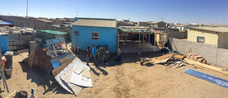 Namibia: Walvis Bay, Namibia :: An overview of Rock of Faith Ministries and the surrounding area. More Info