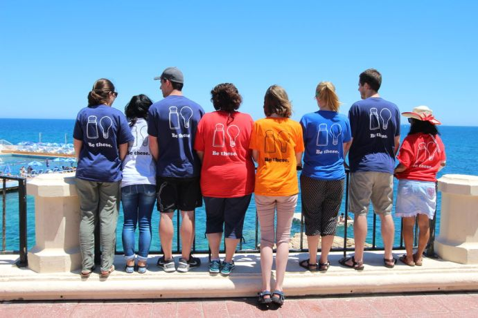 Malta: The Transform team in Malta learned about lifestyle evangelism; how to be light and salt in the world. More Info