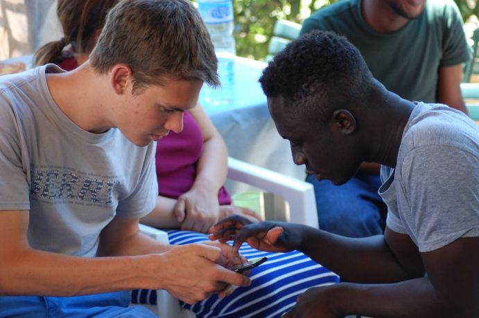 Italy: Meeting refugees in Sicily, Italy, made a deep impression on the Transform team. More Info