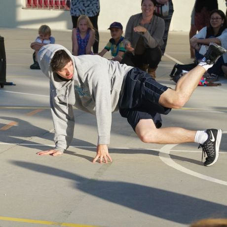 Portugal: Break dance was a great way to connect with the youth in Portugal, Transform Dancelink. More Info