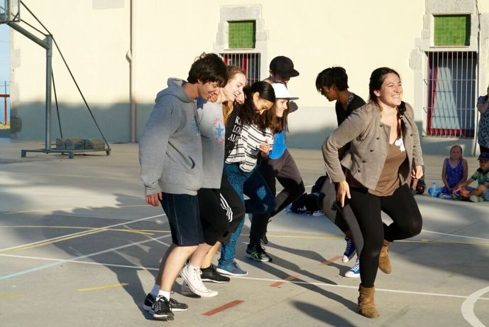 Portugal: The Transform Dancelink team saw great response in Portugal. More Info