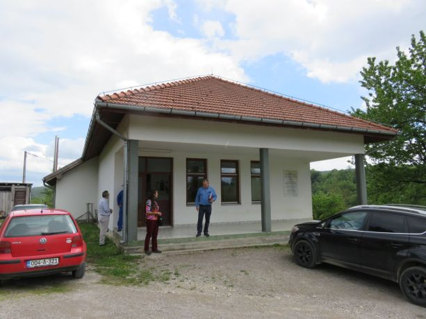 Bosnia & Hercegovina: A small school in Bosnia received a new heating system, ending the firewood project. More Info