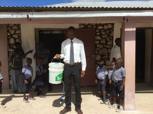 Haiti: Relief More Info