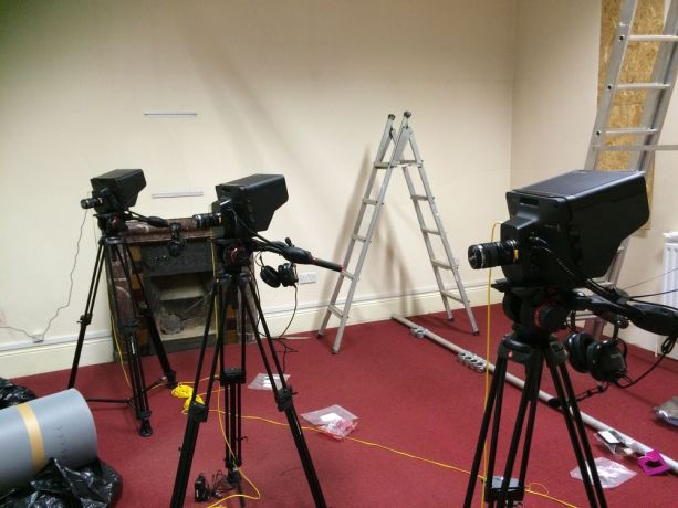 United Kingdom: Essential cameras for broadcasting More Info