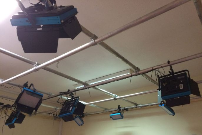 United Kingdom: Good lighting is essential when broadcasting More Info