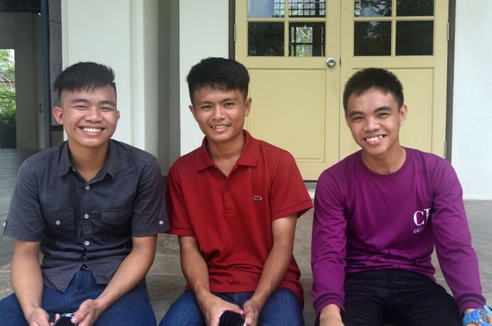 Malaysia: Three teens from East Malaysia attend Teenstreet Malaysia for the second time. More Info