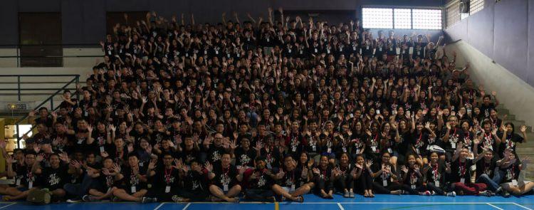 Malaysia: Participants of Teenstreet Malaysia 2016. More Info