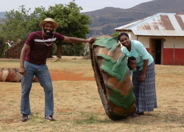 South Africa: In rural Lesotho medical treatment is not always available or affordable. God had used the team to intervene for a young girl who also went away praising God. More Info