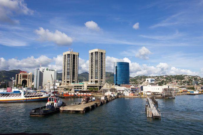 Trinidad & Tobago: Port of Spain, Trinidad  Tobago :: The city of Port of Spain, Trinidad. More Info