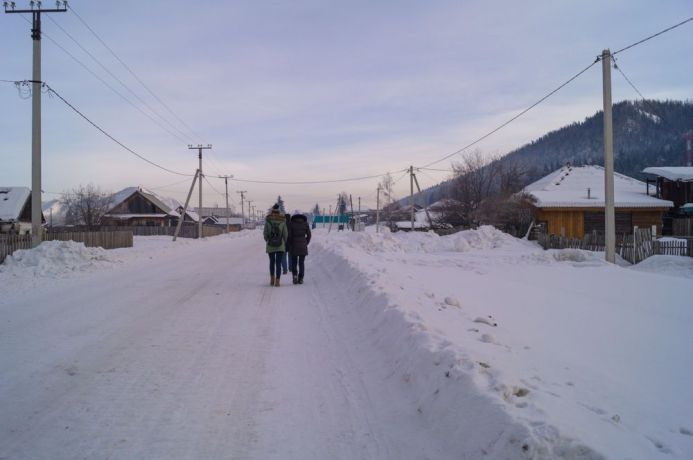 Russia: Outreach to the villages, where unreached people groups live More Info