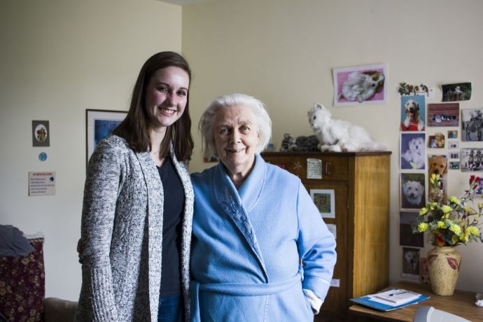 Ireland: OM Ireland Journalist Hannah Rueber had the opportunity to interview Jean Giff, one of George Verwers earliest secretaries. More Info