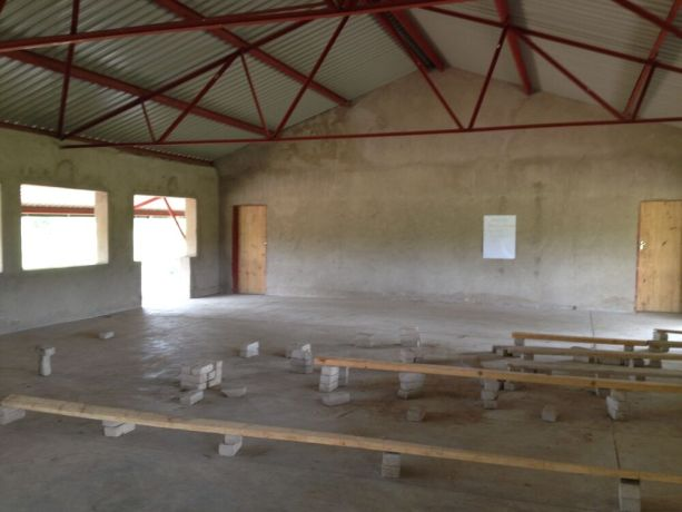 Zimbabwe: Siabuwa Community Centre built through assistance from OM More Info