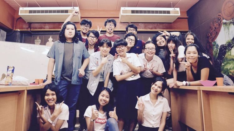 Thailand: The student outreach group gathered together for the last time before the coming final exams. OM workers grasped the chance to share about Easter and about how signigicant the empty tomb is for every Christian. More Info