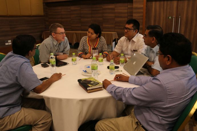 Singapore: A Hethne Consultation 2017 discussion group More Info