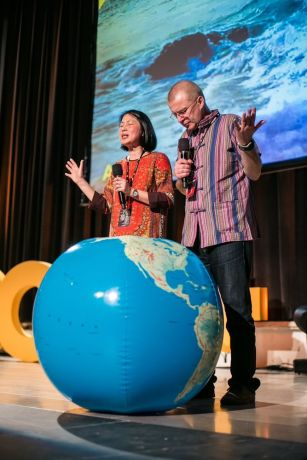 Poland: Praying around the world - ZOOM Mission Conference More Info