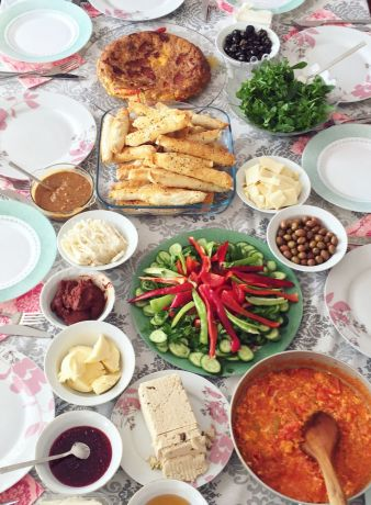 France: Turkish breakfast is an opportunity to share all good things. More Info