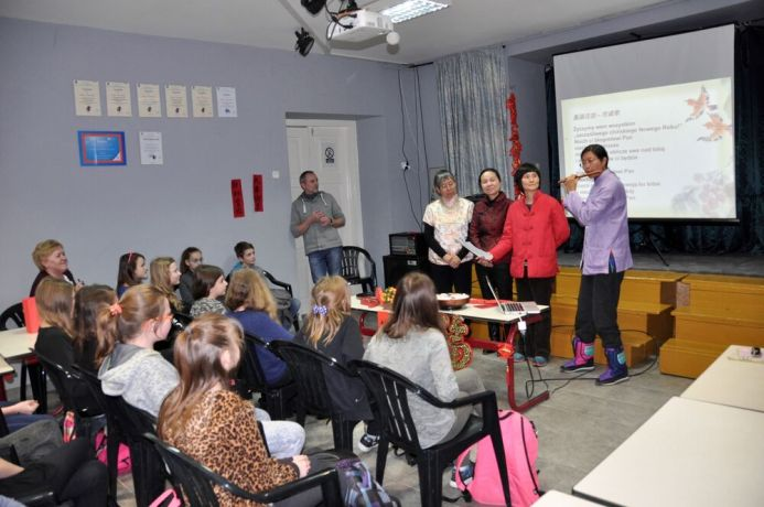 Poland: Chinese Culture event as a platform for sharing the gospel More Info