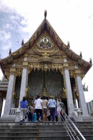 Thailand: The OCZ Thailand team visited a local Buddhist temple to learn more about the culture. More Info