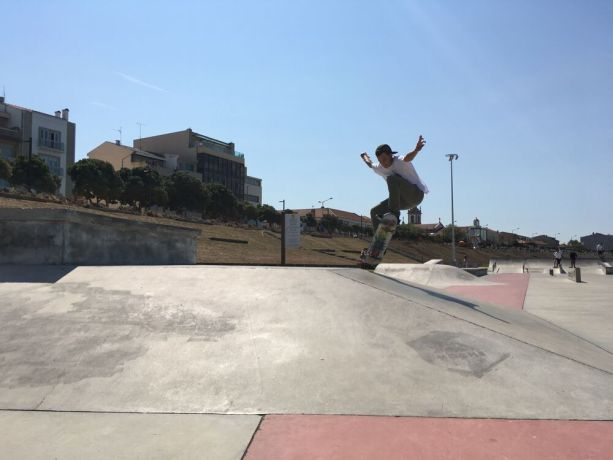 Portugal: Skateboarding is fun and a way to meet others - Transform team member in Portugal. More Info