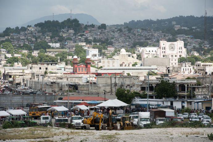 Haiti: Port-au-Prince, Haiti :: The capital city. More Info