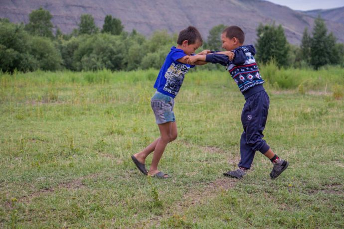 Russia: Kids camp in Tuvan community, an unreached peoples group in Russia, Summer 2017 More Info
