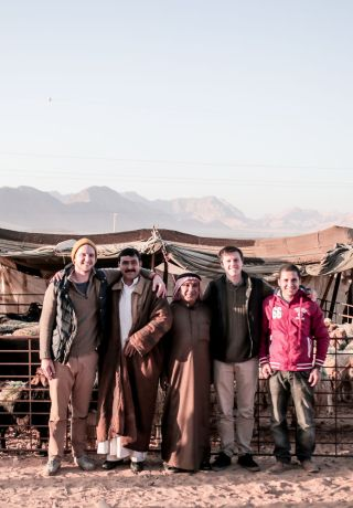 Near East: OMs internships provide opportunities for culture and ministry exposure.  Photo by Justin Lovett More Info