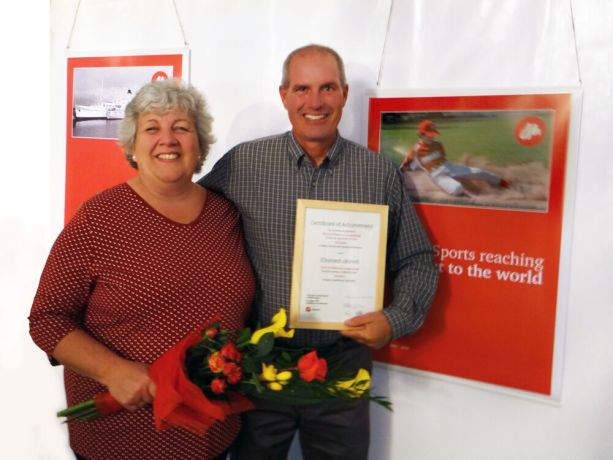 Hungary: Terry and Rebecca Lingenhoel (USA) were recognized for their more than 25 years of service with OM in Hungary at the field's celebration of 60 years of OM. More Info