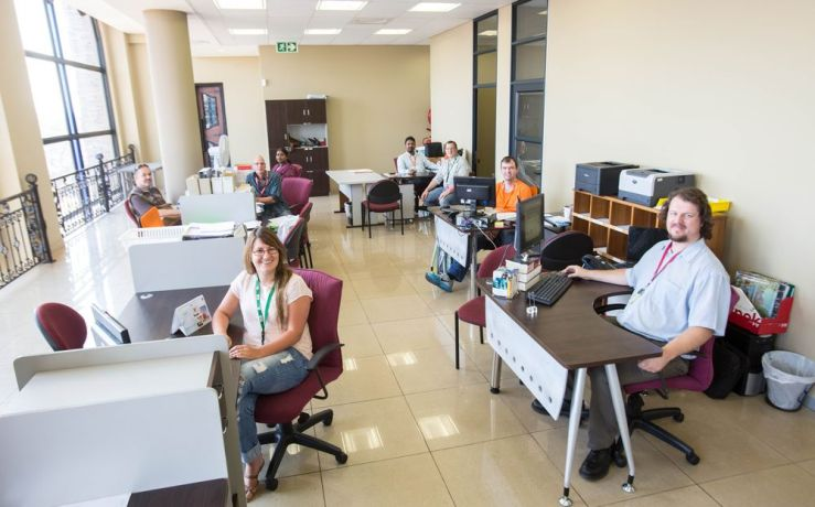 South Africa: OM South Africa / Africa Area office in Pretoria, South Africa. More Info