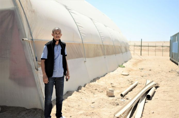 Namibia: OM Germany and OM Namibia have teamed up to develop a hydroponic greenhouse project in Swakopmund, Namibia. The project is managed by Rodrieck Snyders. More Info