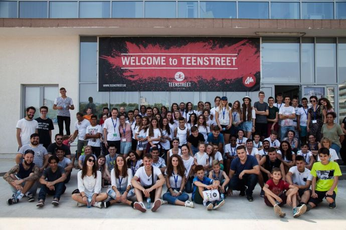 Montenegro: Young people from Montenegro, Albania, BiH and Kosovo celebrate unity in Jesus. More Info