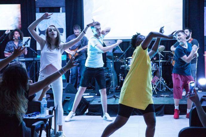 Montenegro: Celebrating unity in Jesus through worship and dance More Info