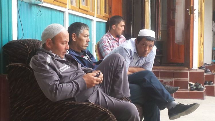 Central Asia: The hats that Central Asian men wear reflect their religion and ethnicity. More Info