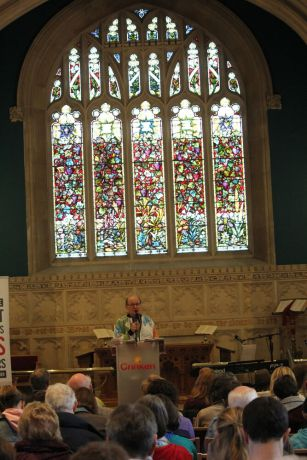 Ireland: George Verwer speaks at local church in Dublin as part of OM Irelands 6015 anniversary event More Info