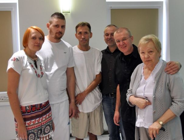 Poland: 27th August 2017 was Baptism Sunday and very special for 4 new believers in Jesus in Poland More Info