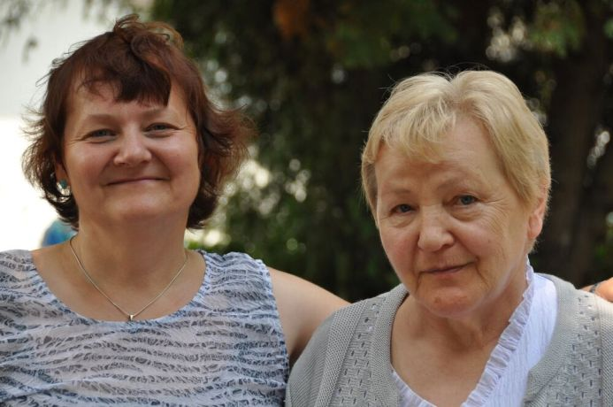Poland: Renia and Janina are now sisters in faith, celebrating 27th August 2017 as Baptism Sunday when 4 very special new believers, including Janina, made public steps of faith in Poland. More Info