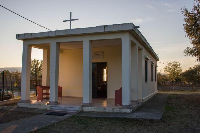 Greece: Church in Karditsa, Greece. Photo credit: Devin Jones More Info