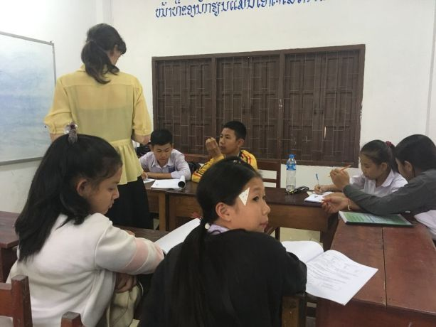 Laos: In Laos, OM team members can use teaching English as a platform to be a presence in the community. More Info