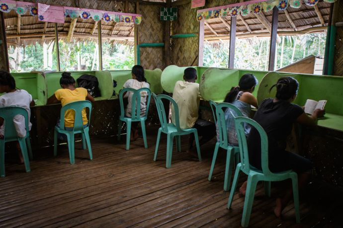 Philippines: A tribal ALS school in the Philippines which is aided by OM. More Info