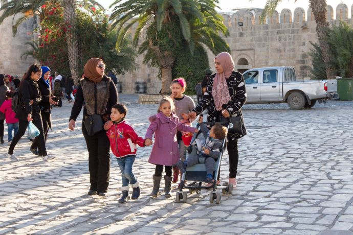 North Africa: There are opportunities to invest quality time in friends and neighbors through everyday life in North Africa. More Info