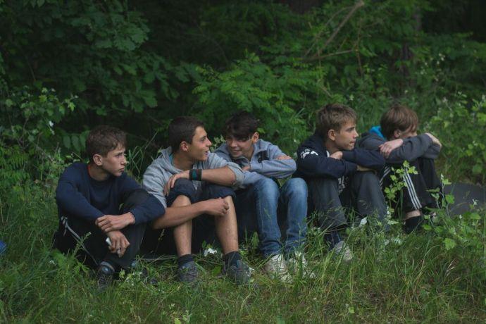 Ukraine: Playtime with orphans in Ukraine More Info