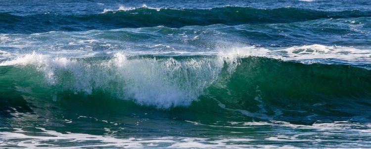 Portugal: Ocean waves. More Info