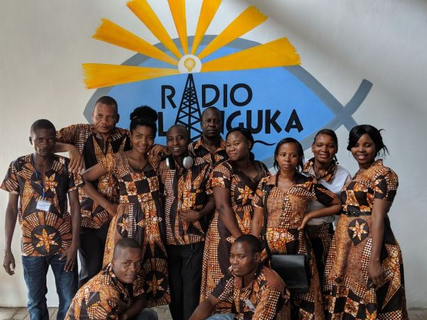Malawi: The Radio Lilanguka choir led all in rejoicing on the day of the official grand opening of the station in Malawi. More Info