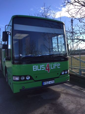 Finland: Bus4Life has been registered in Hungary. More Info