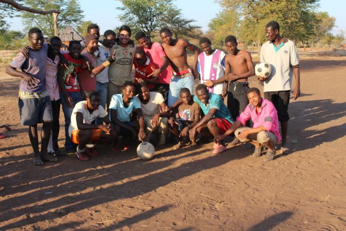 Zimbabwe: Using sport to reach the lost More Info
