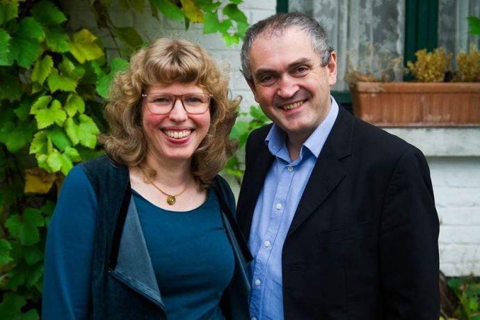 Belgium: Martin  Meryem Turner, OM Belgium Field Leaders More Info
