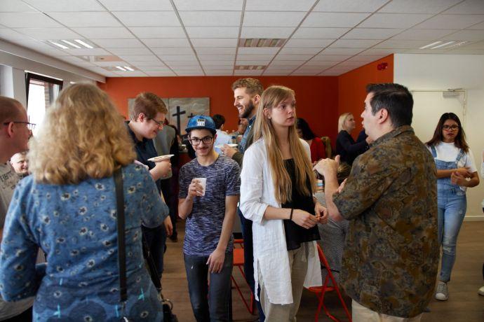 Belgium: Vibrant church community in Brussels, Belgium 2 More Info