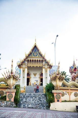 Malaysia: Thai Buddhist Temple in Malaysia More Info