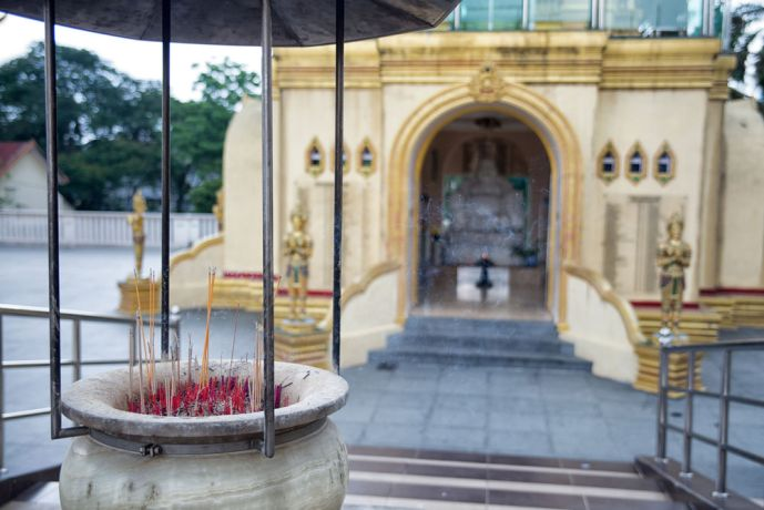Malaysia: Thai Buddhist Temple. More Info